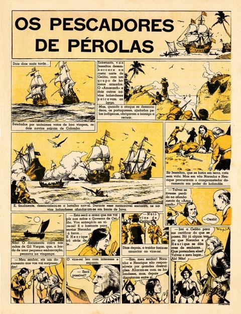 Caprioli - Cav Andante - Pescadores de pérolas 15 095